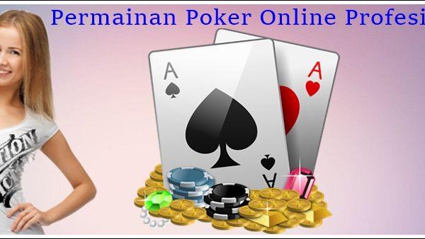 Permainan Poker Online Profesional