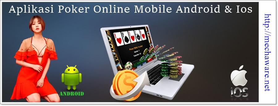 Aplikasi Poker Online Mobile Android & Ios